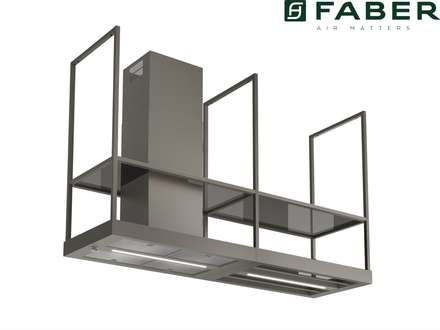 T-SHELF 180x52 TITANIUM MAT